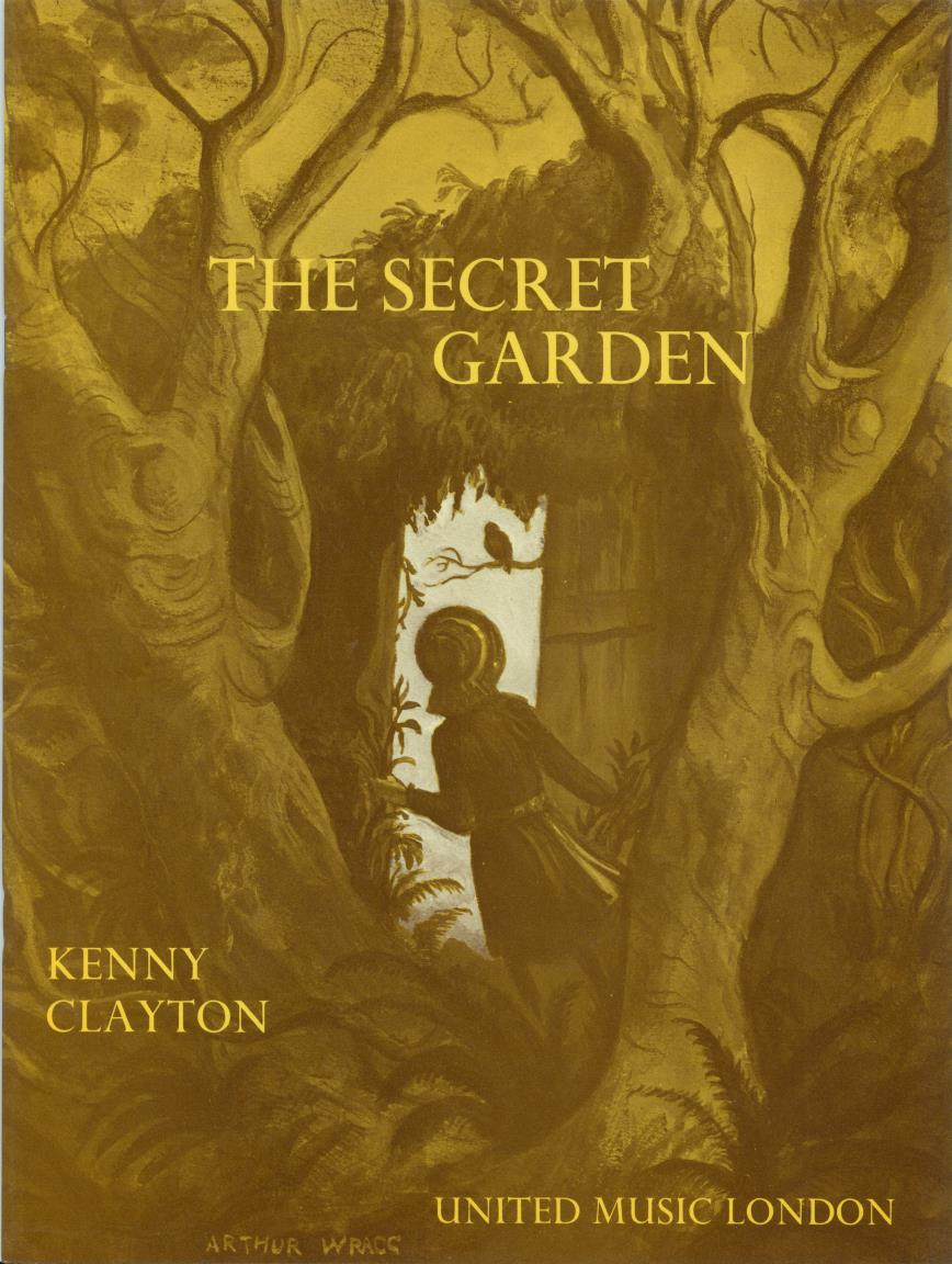 Kenny CLAYTON: The Secret Garden - United Music Publishing
