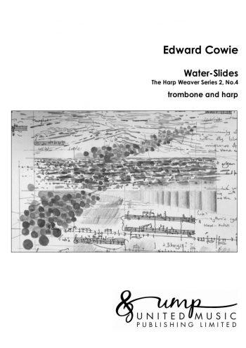 COWIE, Edward : Water-Slides (trombone & harp)