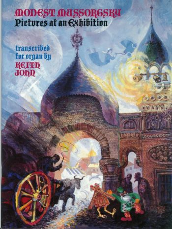 MUSSORGSKY, Modest : Pictures at an Exhibition